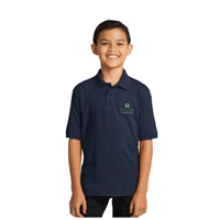 Boys Embroidered Chapel Polo