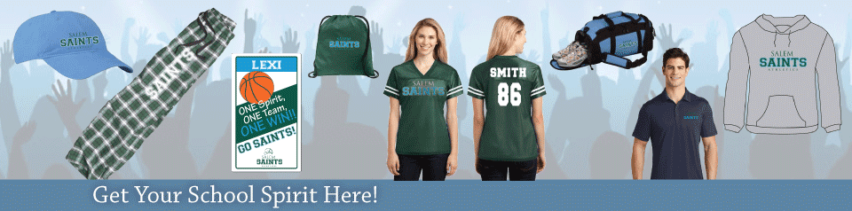 Shop Salem Home Page Banner